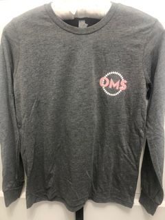 Gray Long Sleeve OMS T