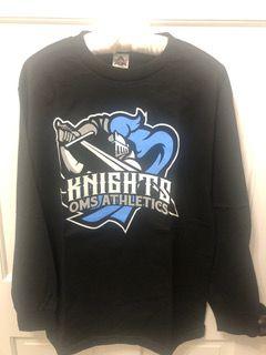 Long Sleeve Knights T